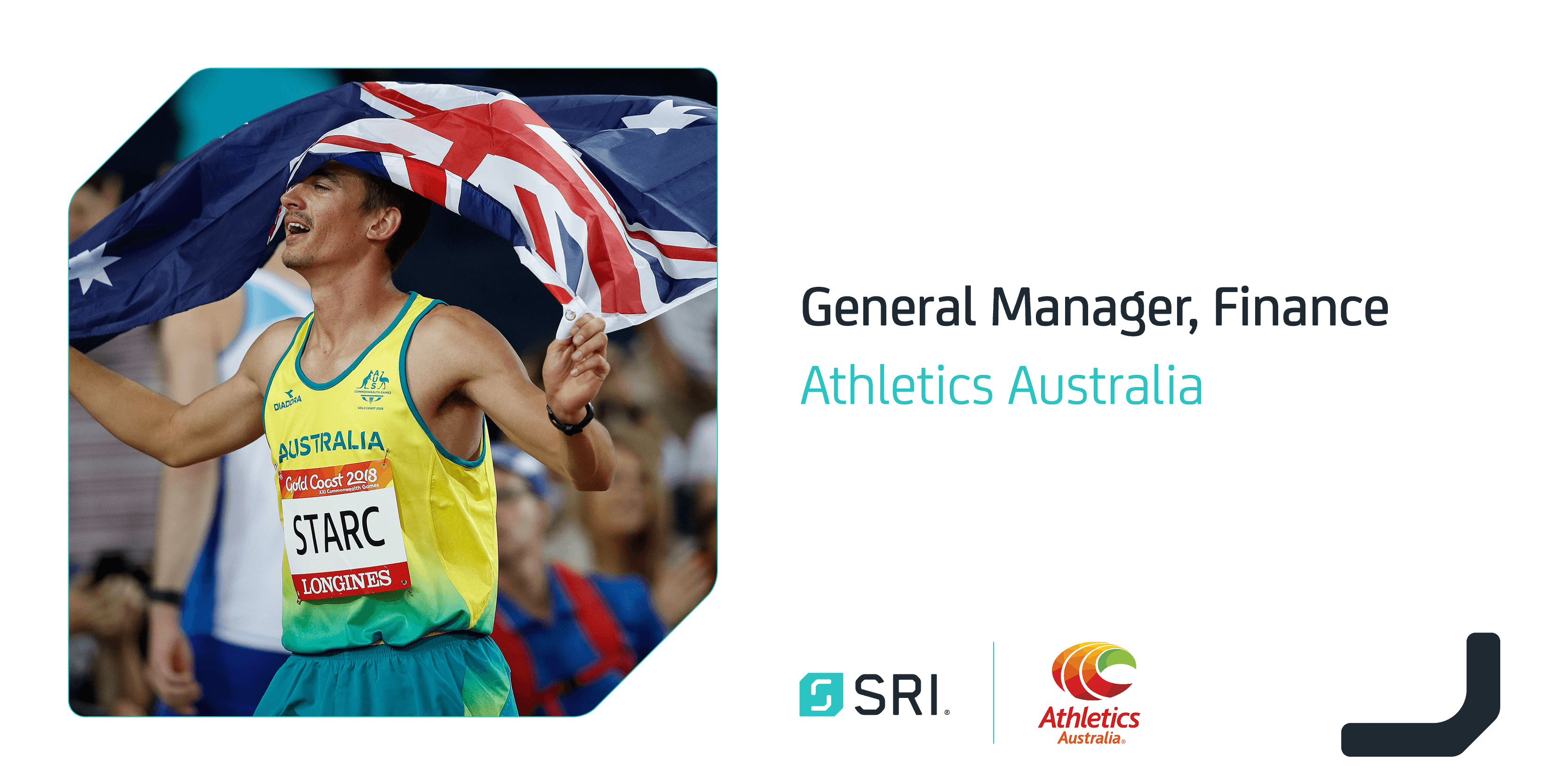 General Manager, Finance - Athletics Australia