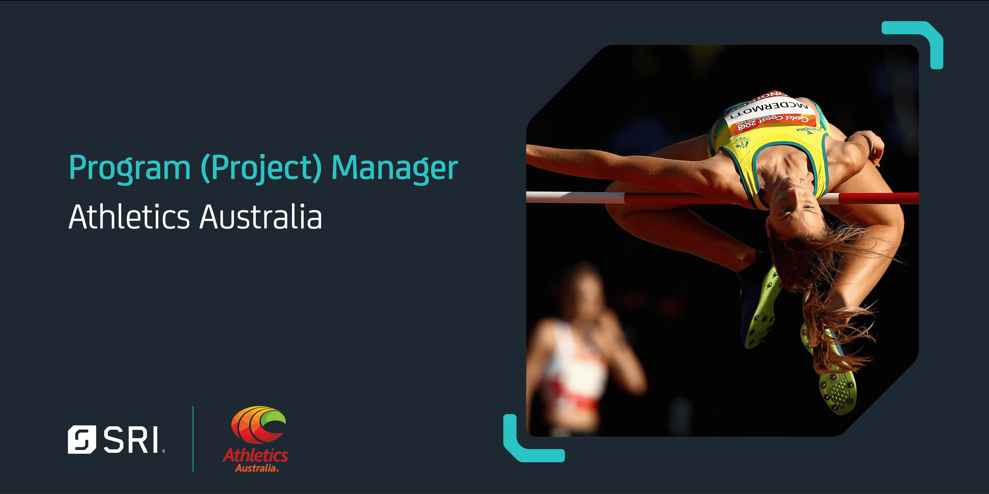 Athletics Australia seek a Program (Project) Manager