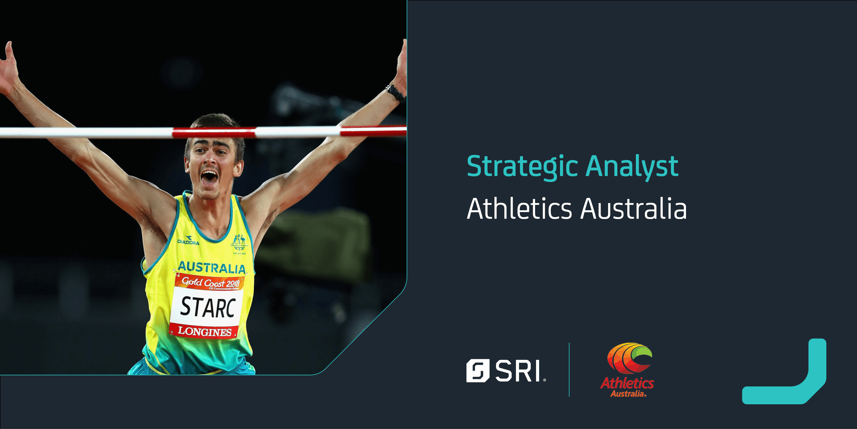 Athletics Australia seek a Strategic Analyst